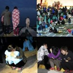 Tin tức trong ngày - Chìm phà ở Hàn Quốc: Trắng đêm đợi tin người thân