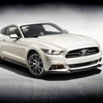 Ô tô - Xe máy - Ford Mustang 50 Year Limited Edition trình làng