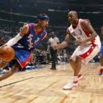 """Thể thao - Những pha lừa bóng """"lác mắt"""" ở NBA mùa 2013/14"""