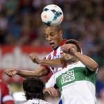 Bóng đá - Atletico - Elche: Yên tâm đợi Chelsea