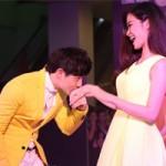 Ca nhạc - MTV - Ông Cao Thắng hôn Đông Nhi ngọt ngào