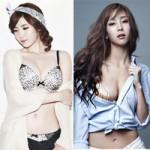 """Thời trang - Ngây ngất với những 'thiên thần nội y"""" xứ Hàn"""