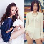 """Thời trang - Hot girl Việt tài tình khiến quần """"biến mất"""""""