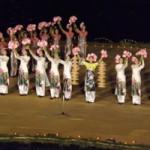 Tin tức trong ngày - Bế mạc Festival Huế 2014: Văn hóa năm châu hội tụ