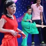 Phim - Việt Hương và 4 lần gây sốt Người bí ẩn