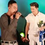 Ca nhạc - MTV - Clip Mr Đàm song ca với Khánh Bình nhái giọng