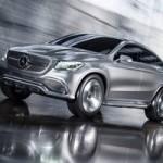 Ô tô - Xe máy - Mercedes-Benz Concept Coupe: Đối thủ của BMW X6