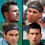 Thể thao - Wawrinka vượt mặt Nadal, Djokovic, Federer tại ATP Race
