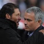 """Bóng đá - Simeone và Mourinho đưa nhau """"lên mây xanh"""""""