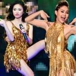 Thời trang - Người đẹp Việt sexy hết cỡ với váy tua rua