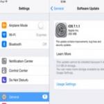 Công nghệ thông tin - Apple bất ngờ tung bản cập nhật iOS 7.1.1