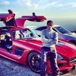 Ô tô - Xe máy - Lewis Hamilton tậu bộ đôi siêu xe Mercedes