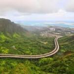 Du lịch - Ngắm con đường cao tốc ngoạn mục ở Hawaii