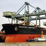 Tin tức trong ngày - Trung Quốc bắt giữ tàu hàng Nhật Bản để trừ nợ
