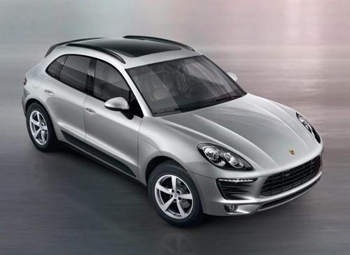 Porsche Macan động cơ 4 xi-lanh sắp ra mắt - 1