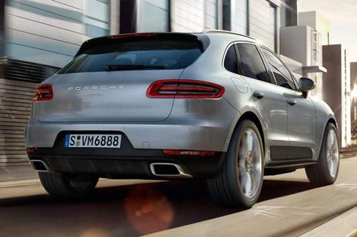 Porsche Macan động cơ 4 xi-lanh sắp ra mắt - 2
