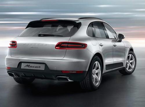 Porsche Macan động cơ 4 xi-lanh sắp ra mắt - 7