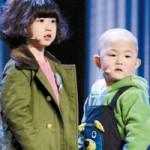 Ca nhạc - MTV - Màn đối đầu gây sốt của 2 tài năng nhí Trung Quốc