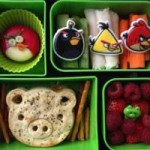 Ẩm thực - Những hộp cơm trưa siêu ngộ nghĩnh dành cho bé yêu