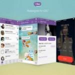 Công nghệ thông tin - Viber trên iOS cập nhật giao diện phẳng
