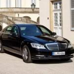 Ô tô - Xe máy - Mercedes-Benz S-Class Pullman lần đầu lộ diện