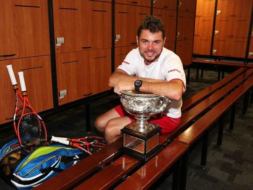 ATP 1/3 mùa giải: Top 10 dưới tay Wawrinka - 1