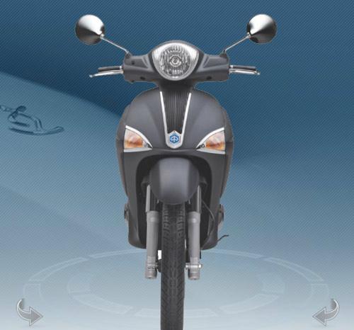 Ra mắt Liberty S 125 ie giá 57,9 triệu đồng - 2
