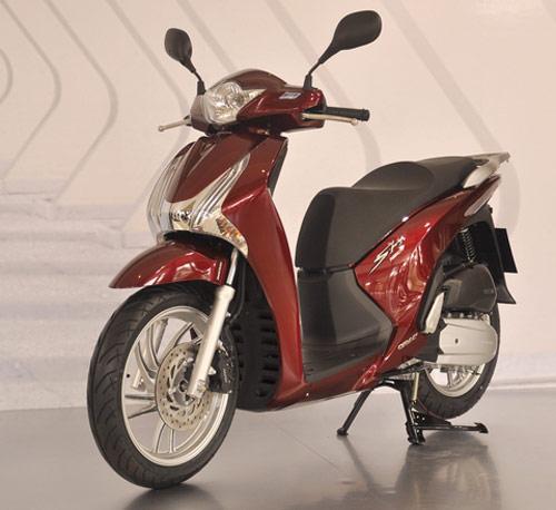 Chọn Honda SH 2012 hay Piaggio Liberty? - 2