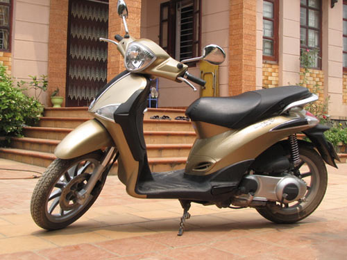 Chọn Honda SH 2012 hay Piaggio Liberty? - 3