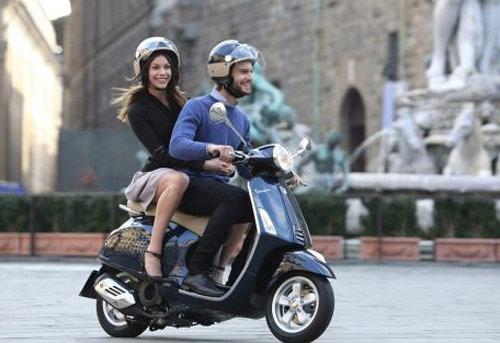 Piaggio ra mắt xe tay ga Vespa Primavera 2014 - 2