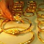 Tài chính - Bất động sản - Giá vàng tiến lên ngưỡng 35,50 triệu đồng