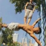 Thể thao - Mãn nhãn xem nghệ sỹ thể dục đường phố trổ tài