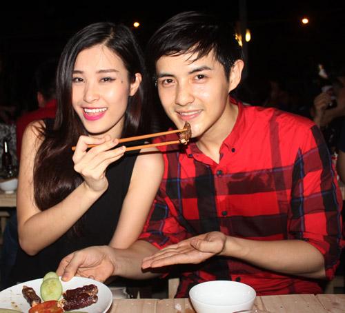 Đông Nhi hạnh phúc bên Ông Cao Thắng - 3