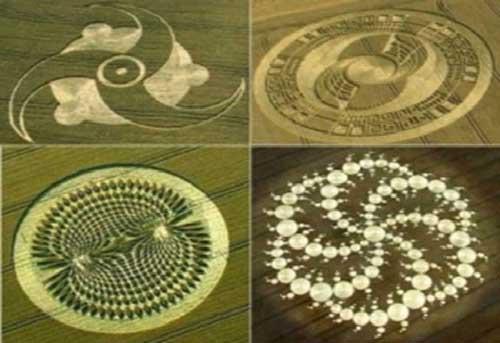 Những vòng tròn bí ẩn chưa thể lý giải - 1