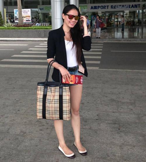 Học sao Việt cách mặc quần ngắn mát mẻ - 16
