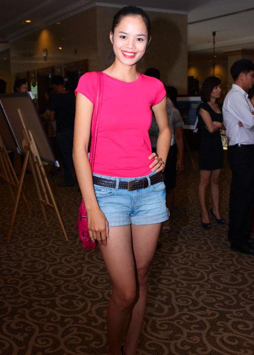 Học sao Việt cách mặc quần ngắn mát mẻ - 7
