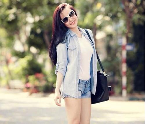 Học sao Việt cách mặc quần ngắn mát mẻ - 14