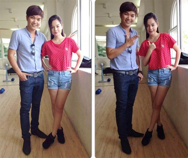 Học sao Việt cách mặc quần ngắn mát mẻ - 15