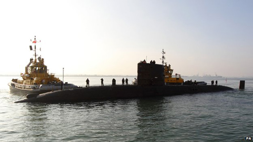 Tìm kiếm MH370: Tàu ngầm quân sự duy nhất bỏ cuộc - 1