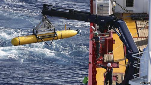 Tìm kiếm MH370: Tàu ngầm quân sự duy nhất bỏ cuộc - 2