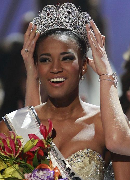 5 hoa hậu Hoàn vũ khiến dư luận tranh cãi dữ dội - 5