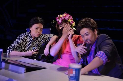 3 giám khảo Vietnam Idol khác lạ - 1