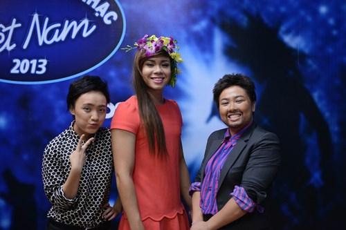 3 giám khảo Vietnam Idol khác lạ - 2