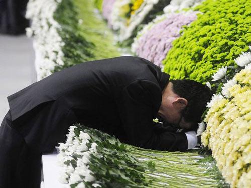 Đắm phà Sewol: Học sinh không kịp gọi vĩnh biệt bố mẹ - 1