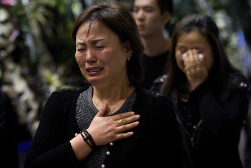Đắm phà Sewol: Học sinh không kịp gọi vĩnh biệt bố mẹ - 2