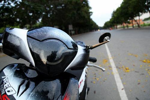 Honda SH 150i phủ pha lê chóa đèn ở Tiền Giang - 4