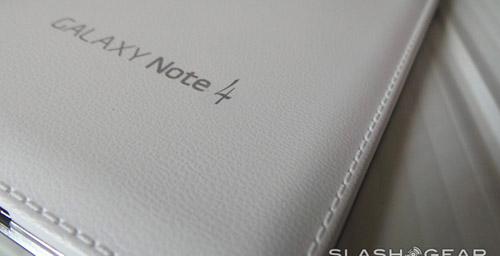 Lộ Galaxy Note 4 màn hình 2K, chip Snapdragon 805 - 1