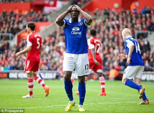 Southampton - Everton: Thảm họa phản lưới - 1