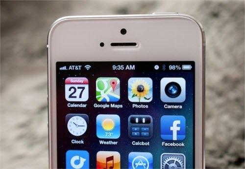 iOS 7.1.1 giúp tăng đáng kể thời lượng pin trên iPhone 5? - 1