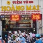 An ninh Xã hội - Vụ khám tiệm vàng tại Bình Thạnh: Chủ tiệm phản ứng